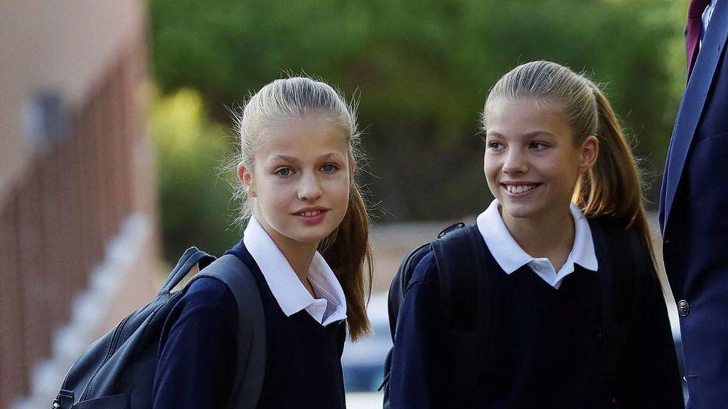 Un estudiante del colegio de la Princesa de Asturias y de la Infanta Leonor, positivo en coronavirus