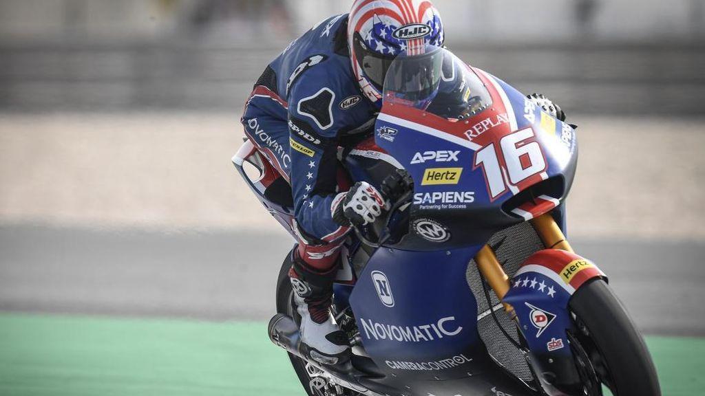 Roberts y Suzuki conquistan las primeras poles del año en Moto2 y Moto3
