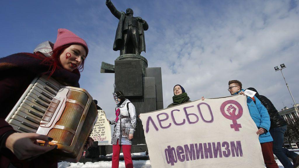 Rusia, el feminismo imposible