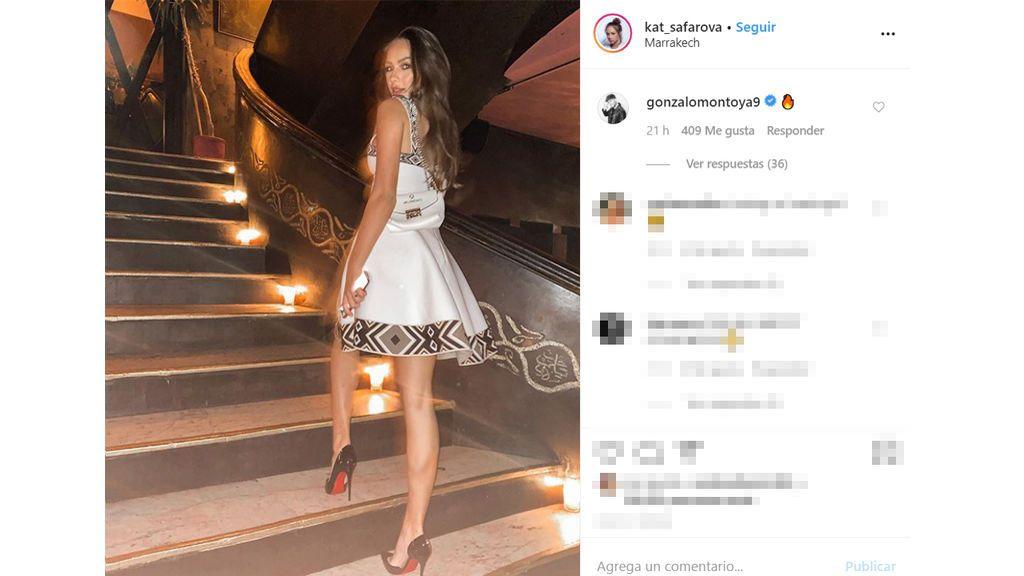 La foto de Katerina en Instagram