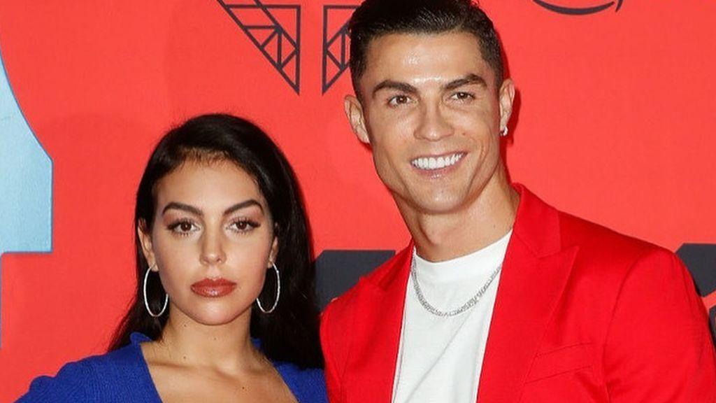 """Georgina Rodríguez enseña el momento más tierno de sus hijos con Cristiano Ronaldo: """"Amor"""""""