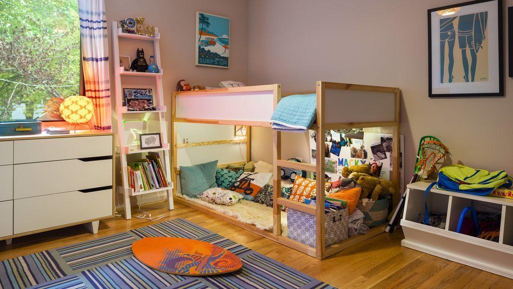 Qué hacer con el cuarto de mis hijos cuando se van de casa