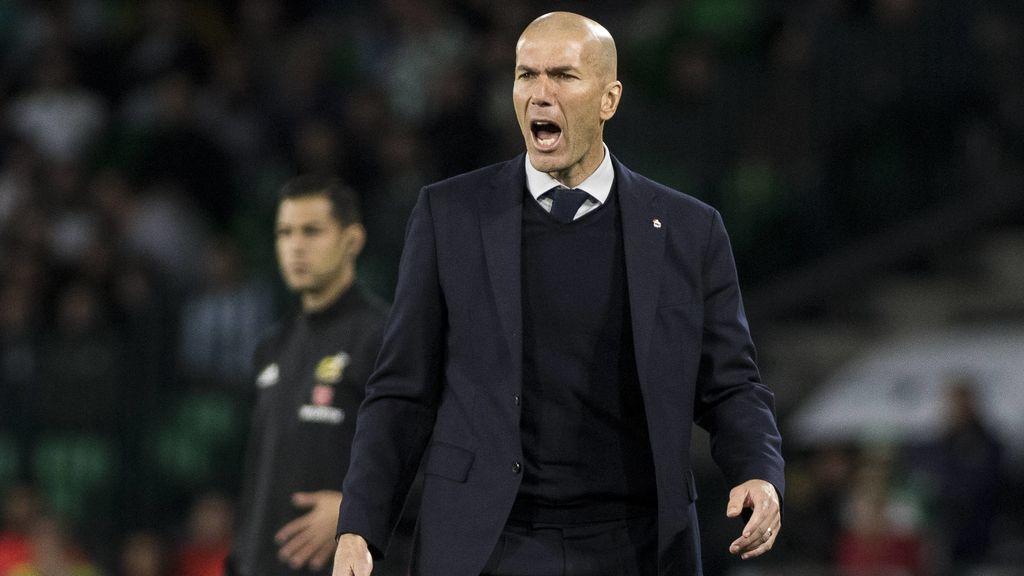 """Zidane: """"No hay explicación, nos ha faltado todo"""""""