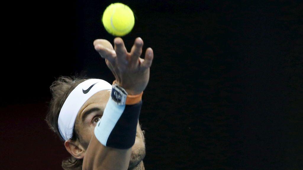 """La reacción de Rafa Nadal tras la cancelación de Indian Wells por el coronavirus: """"Manteneos bien y seguros"""""""