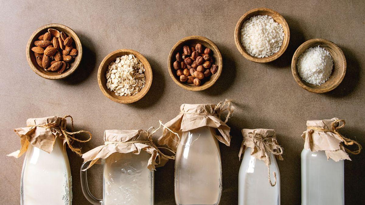 Arroz, avena, almendra o soja:verdades y mentiras de las leches que no son leches