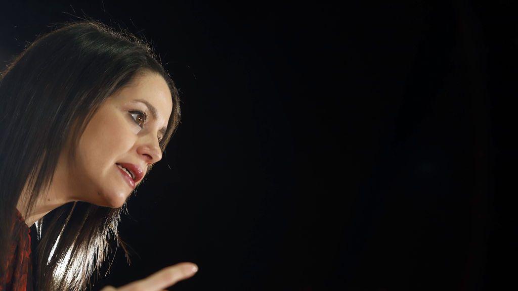 """Inés Arrimadas (Ciudadanos): """"El 8M no es de Irene Montero"""""""