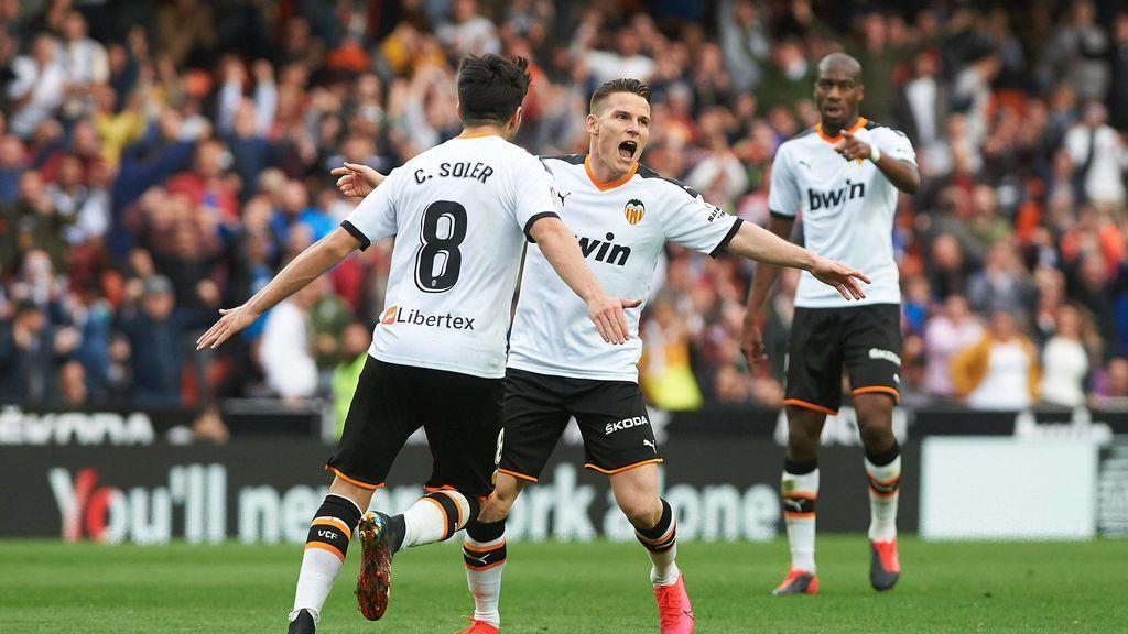 Grandes gestas del Valencia en la Champions League