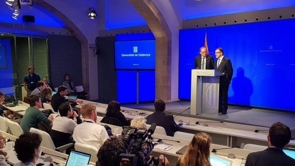 El caso de acoso en la conselleria de Exteriores aviva las diferencias entre ERC y JxCat