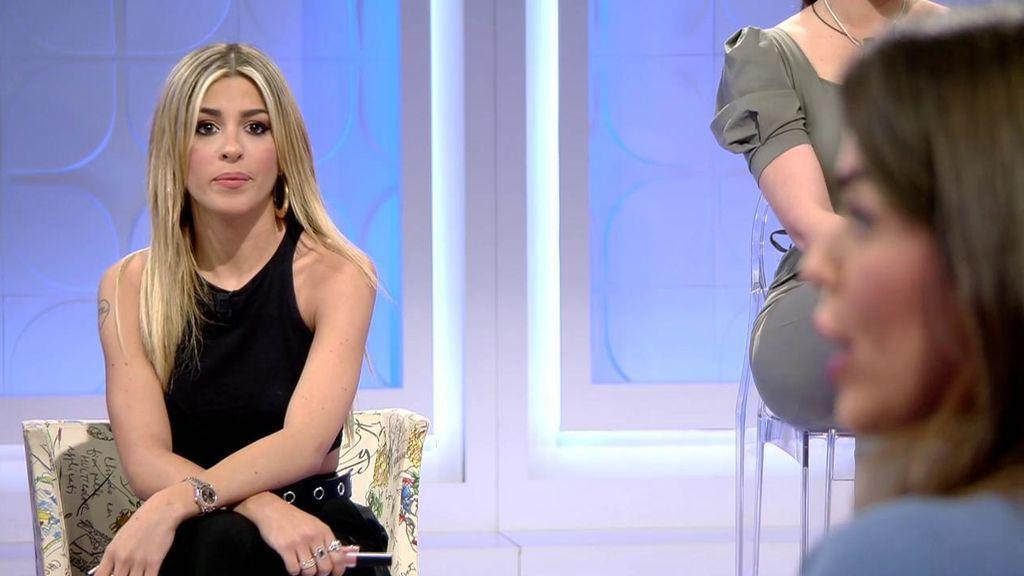 """La pelea de Oriana y Violeta: """"Mira cómo me copias, eres ridícula"""""""