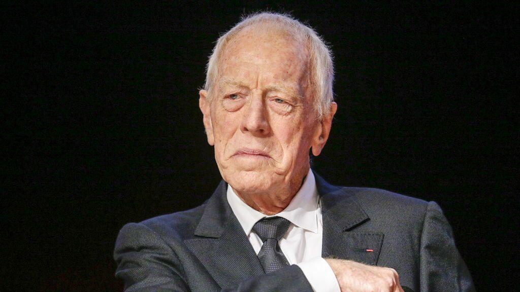 Muere el actor Max von Sydow a los 90 años