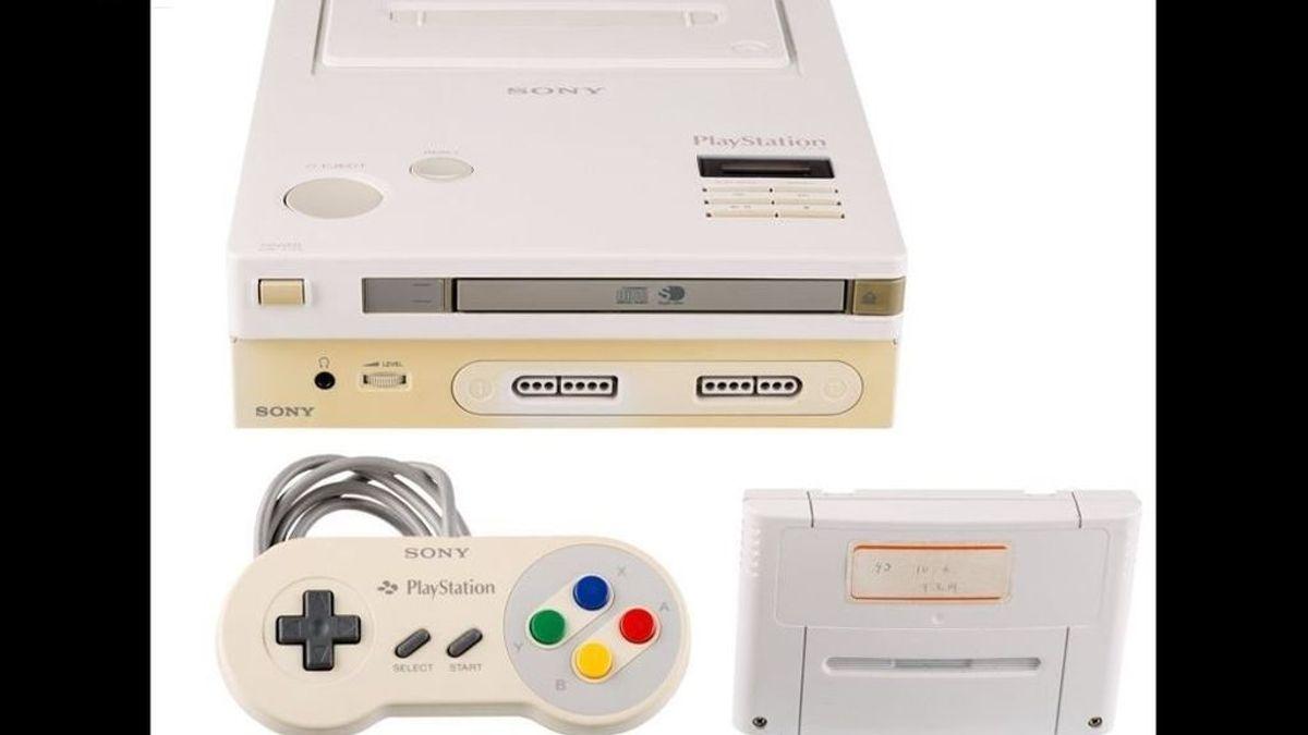 Venden por 360 000 dólares la Nintendo PlayStation en una subasta: su dueño rechazó más de un millón de euros