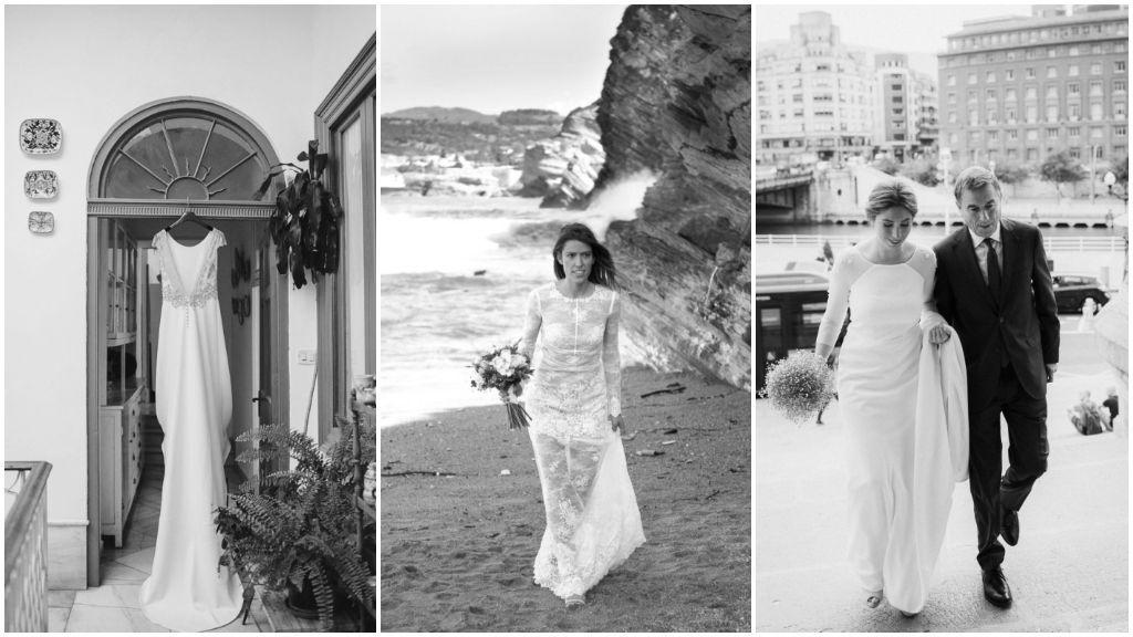 Los vestidos de Alicia Rueda Atelier.