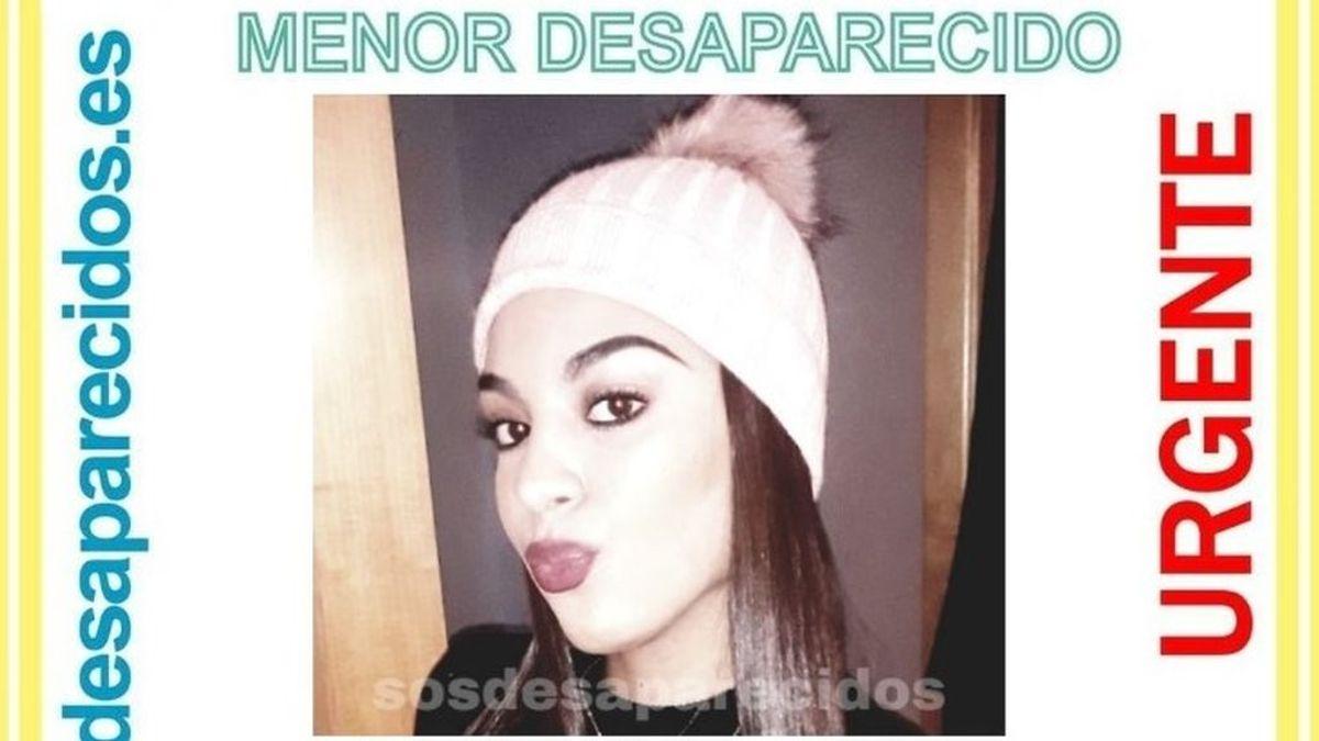 Buscan a María Fátima Díaz, una menor de 15 años desaparecida desde el domingo en Madrid