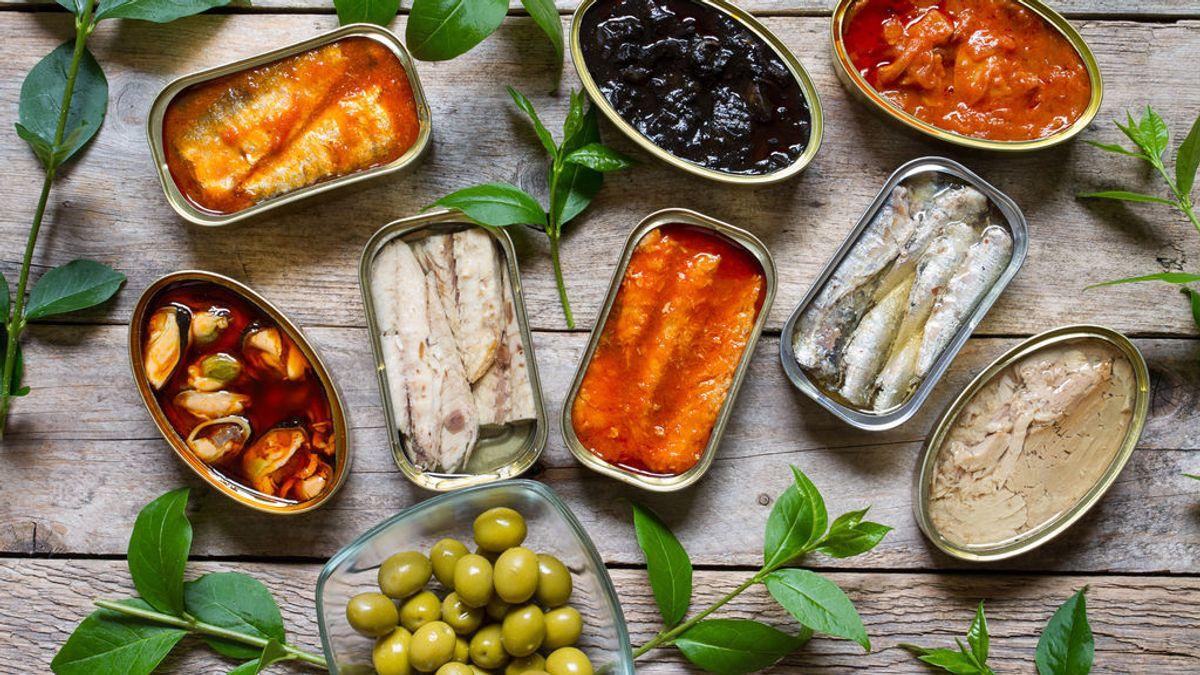 Conservas premium para unas prisas: cómo hacer una cena de lujo a base de latas