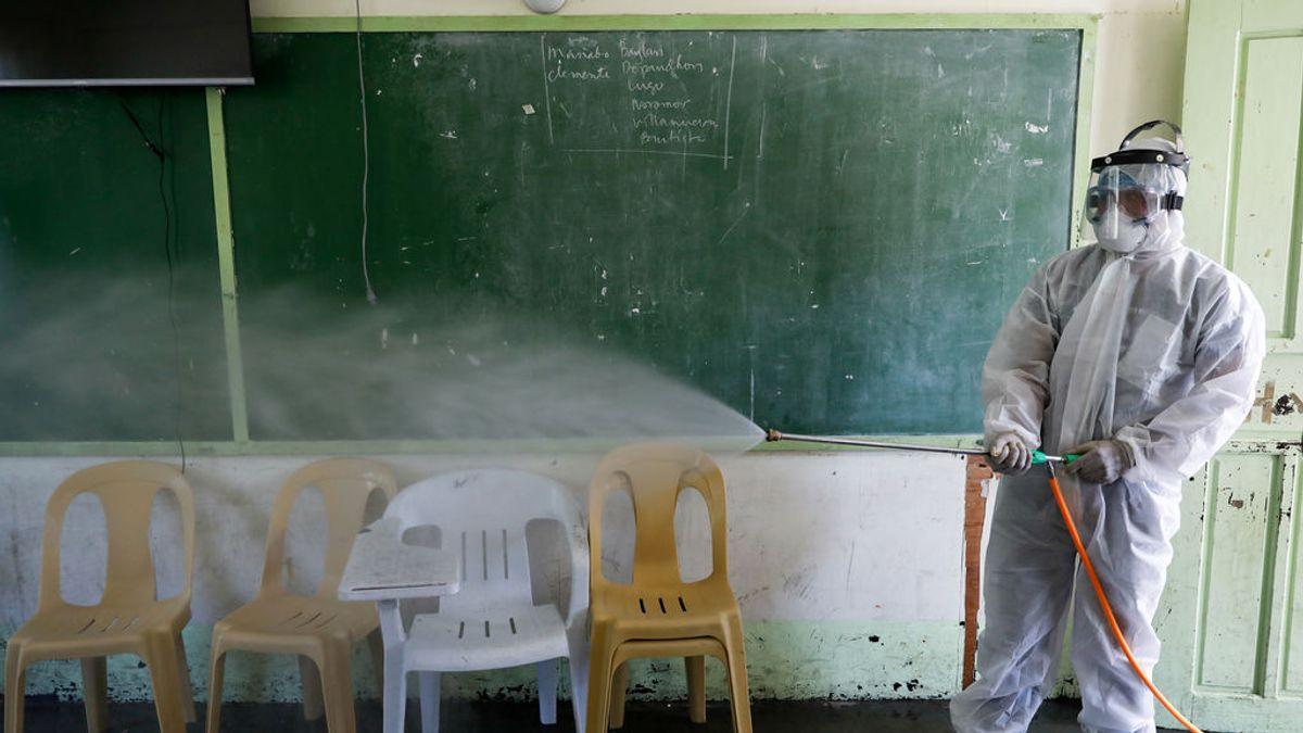 Coronavirus: los expertos discrepan sobre la utilidad de cerrar las escuelas