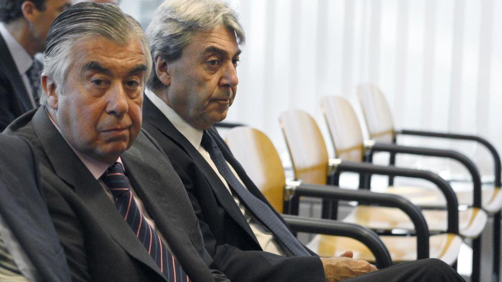 Los Albertos  Cortina y Alcocer