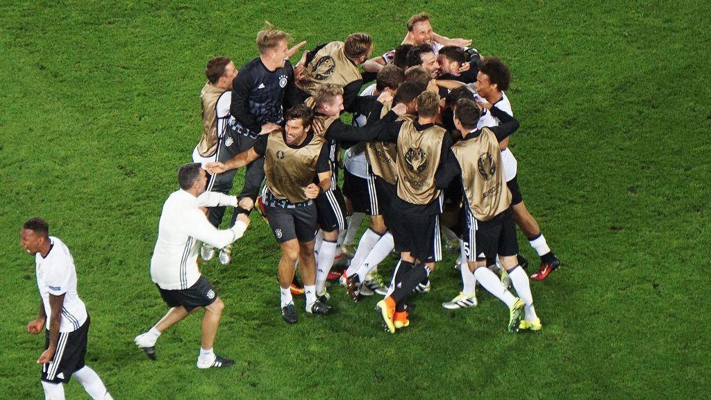 Selección de Alemania: jugadores, palmarés y resultados