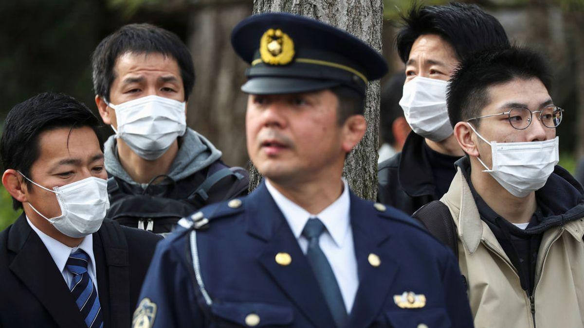 Se enriquece subastando mascarillas por Internet en Japón