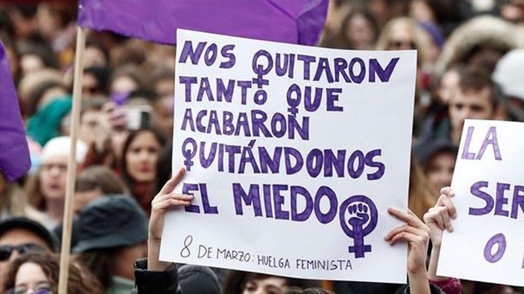 Muchos de estos post han servido de inspiración para las pancartas feministas.