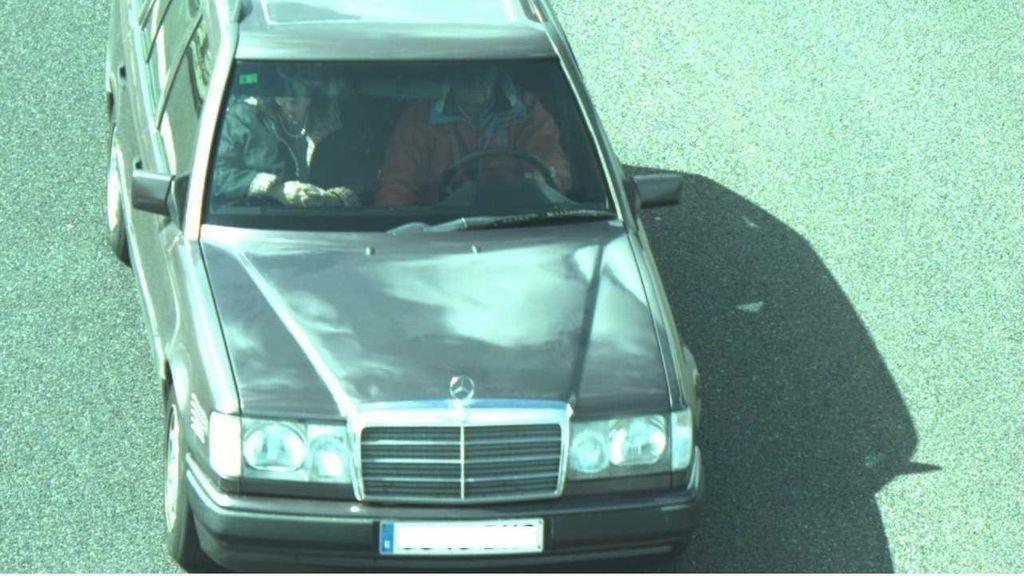 Agentes, helicópteros, drones y cámaras vigilarán que se use el cinturón de seguridad en los vehículos que circulan por carretera