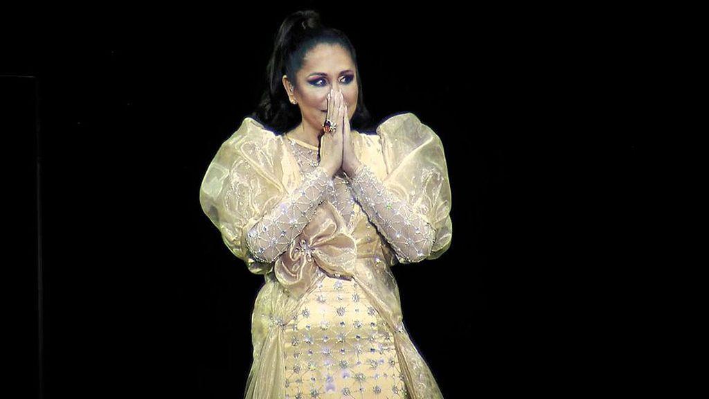Los problemas de Isabel Pantoja en su concierto que dividieron a los fans