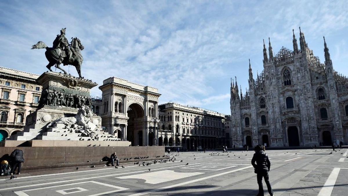 Toda Italia tendrá que quedarse en casa: el coronavirus aisla a todo un país