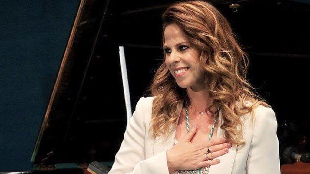"""Pastora Soler reivindica la lactancia materna: """"Una imagen de mi intimidad"""""""
