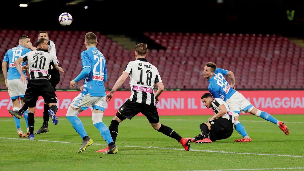 Italia suspende sus actividades deportivas hasta el próximo 3 de abril