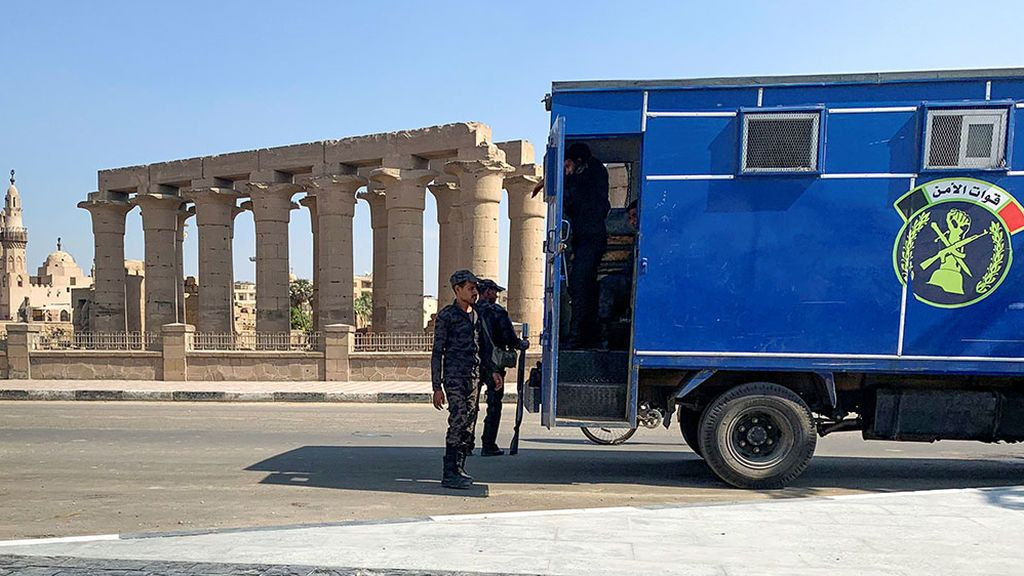 Cientos de españoles atrapados en Luxor, Egipto, por el coronavirus