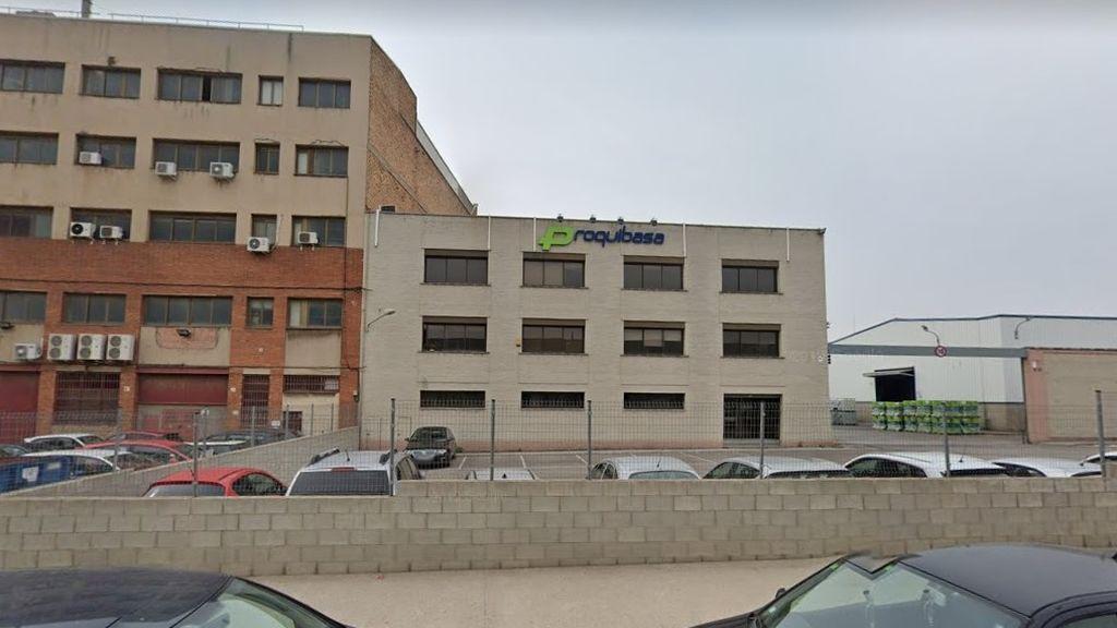 Muere una persona tras la explosión de una empresa química en Barcelona