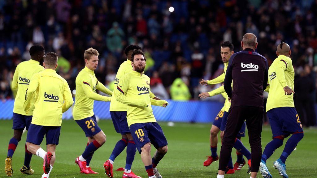 El Barça-Nápoles se jugará a puerta cerrada