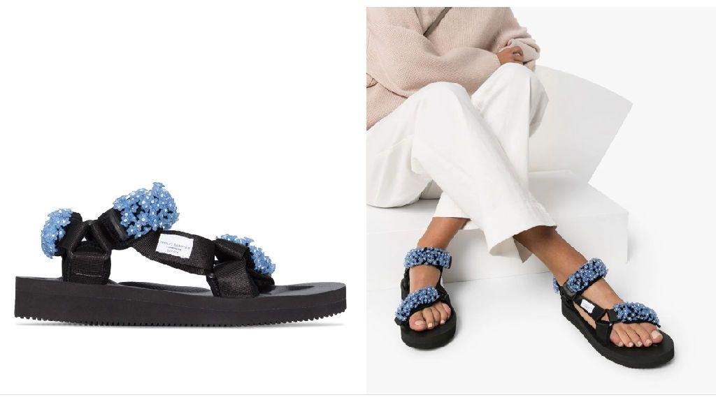 Las sandalias deportivas de Farfech.