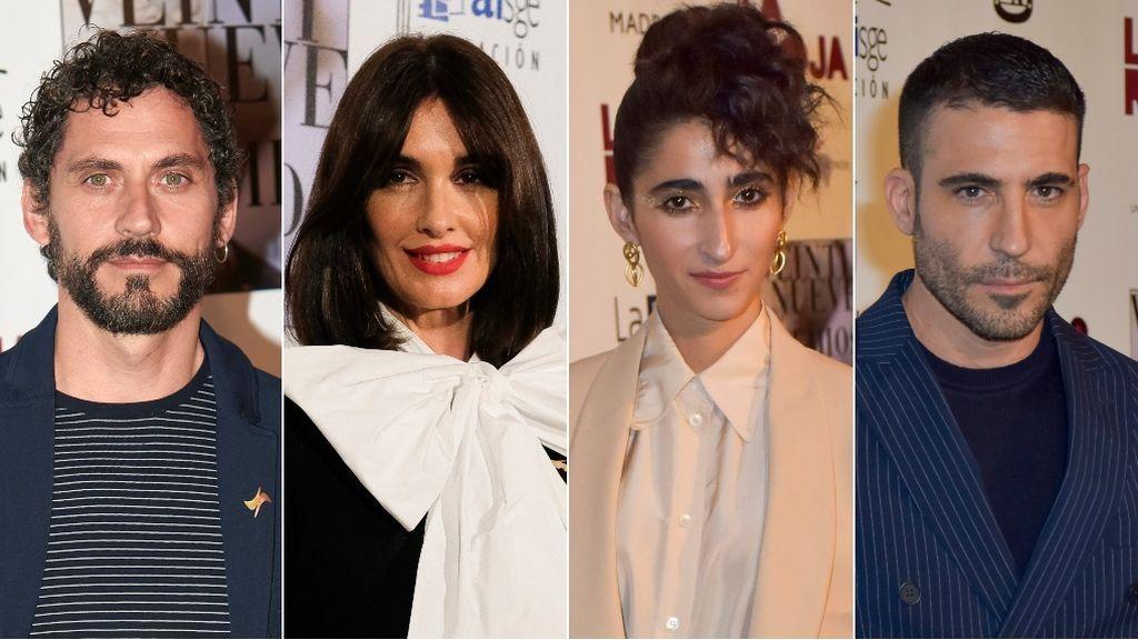 La alfombra roja de los premios de la Unión de Actores