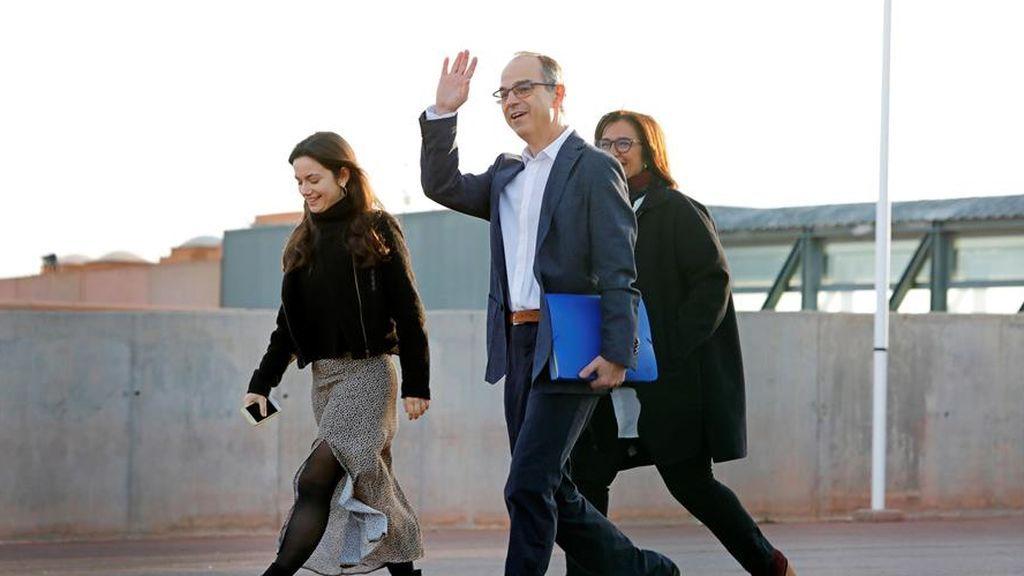 Turull, el último condenado del procés que sale de prisión para trabajar