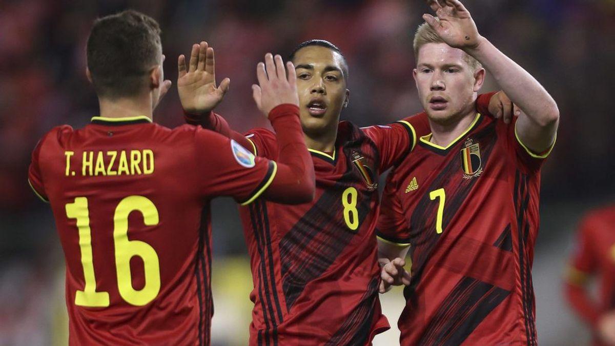 Selección de Bélgica: jugadores, palmarés y resultados