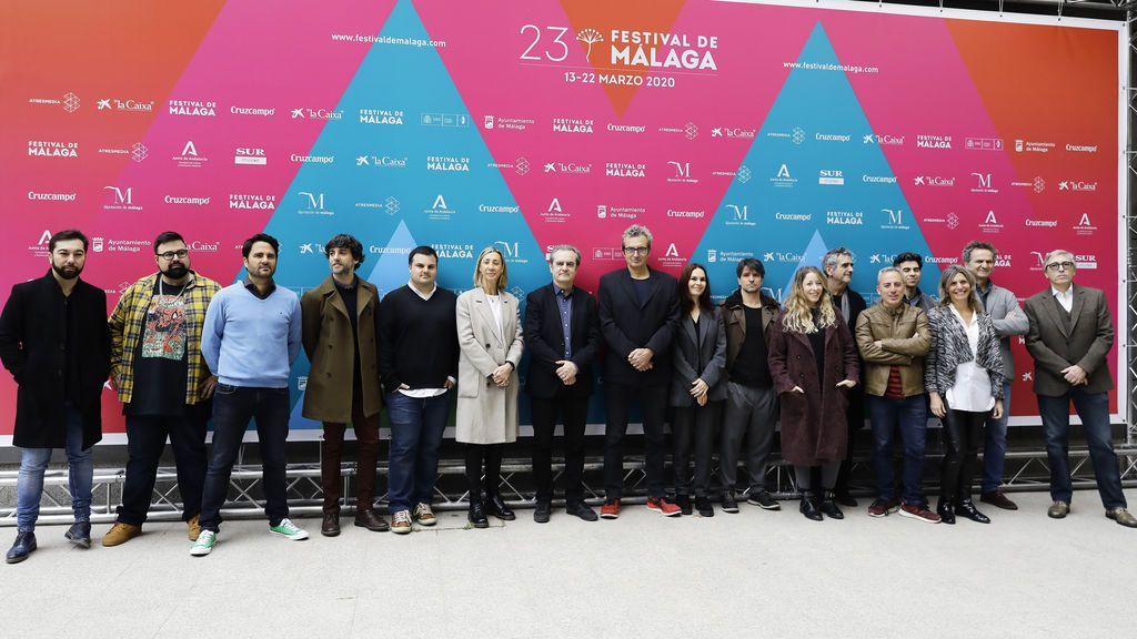 Pospuesto el Festival de Cine de Málaga por el coronavirus
