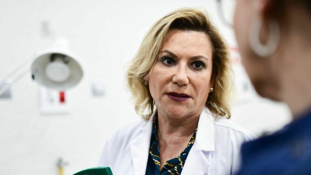 Inmaculada Salcedo, coordinadora del grupo asesor de seguimiento del Covid-19 en Andalucía