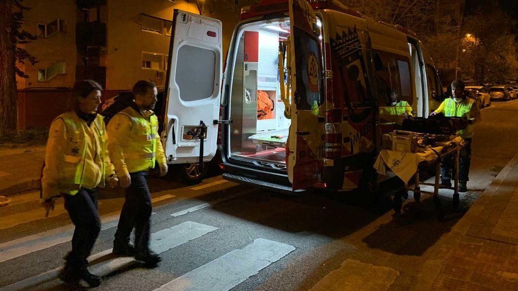 Detenido un hombre en Madrid por matar a golpes a su madre octogenaria