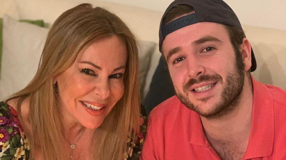 Álex Lequio y Ana Obregón ponen rumbo a Barcelona para continuar el tratamiento contra el cáncer