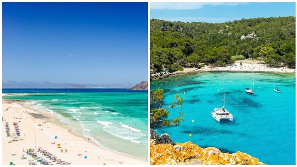 Islas Canarias o Baleares.