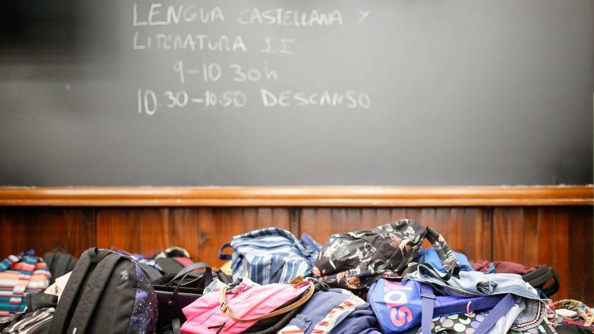 Coronavirus y EVAU: consejos para convertir la casa en un centro de estudio para los hijos