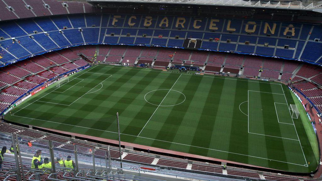 El Barça - Napoles se jugará a puerta cerrada: el Camp Nou vacío en la vuelta de los octavos de la Champions