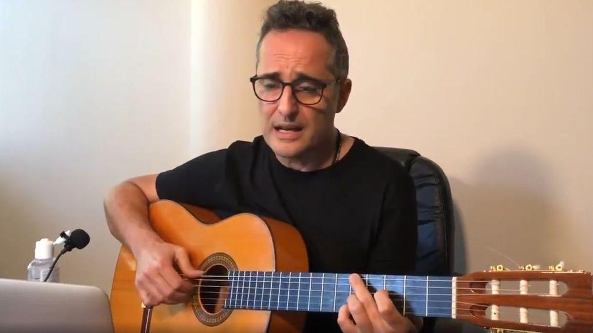 Jorge Drexler escribe una canción al coronavirus tras suspender un concierto