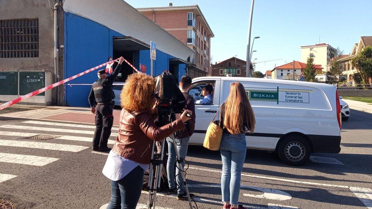 Detenido el marido de la mujer asesinada junto a su hija en Abanto (Vizcaya) como presunto autor del crimen