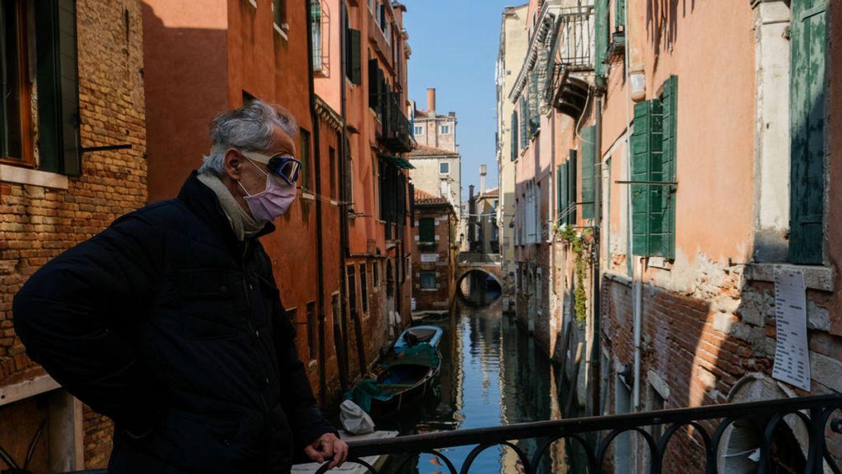 Italia registra ya más de 820 fallecidos por coronavirus tras cerca de 200 muertes en el último día