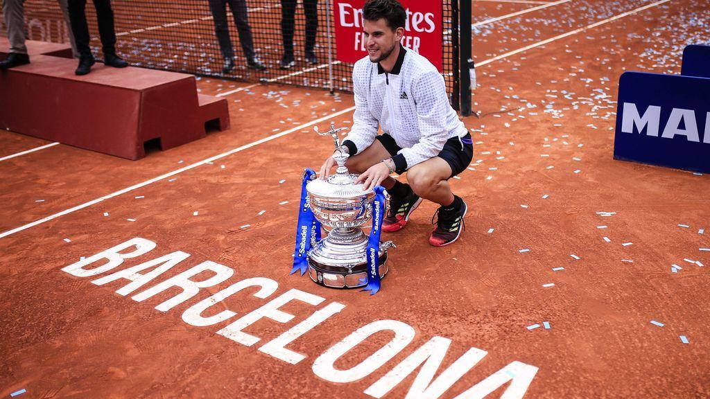 Por qué el Conde de Godó va a ser el mejor torneo de tenis de la historia