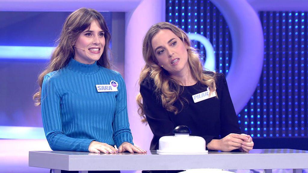 Sara y Pilar El concurso del año Temporada 1 Programa 381