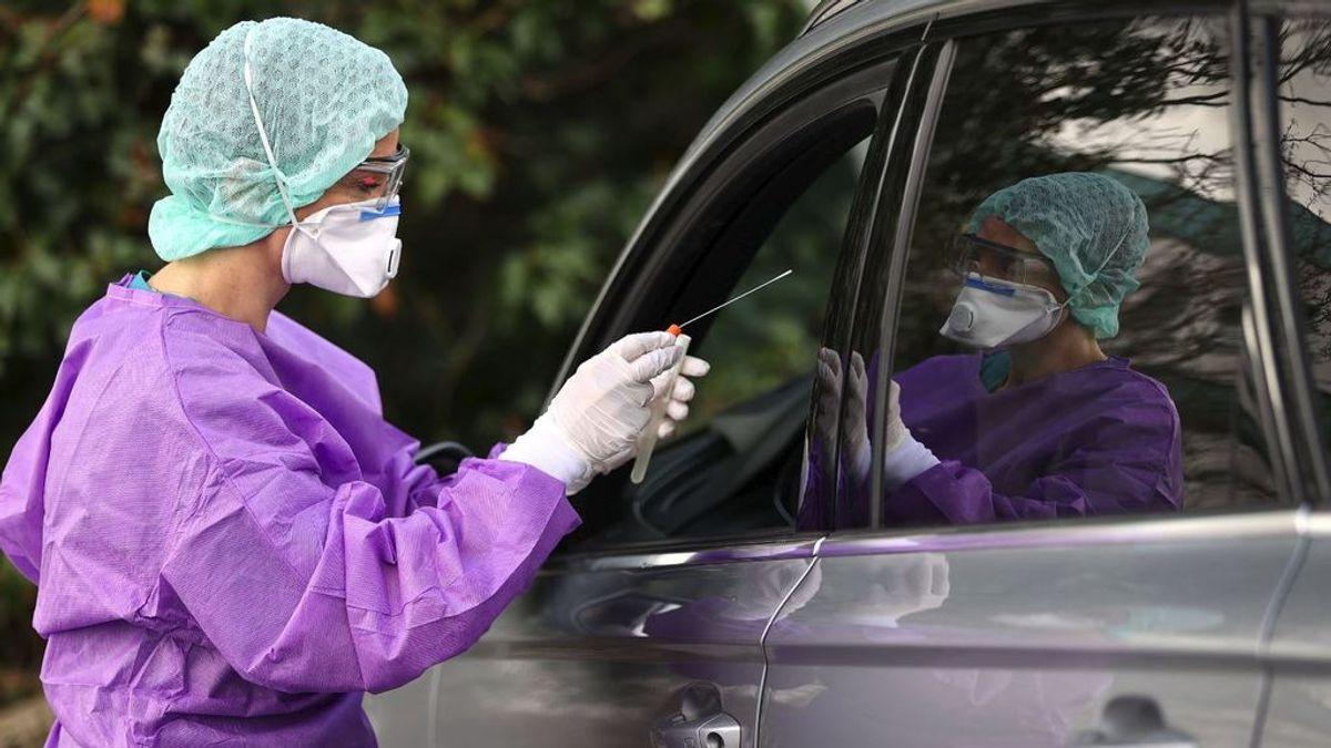 Alemania realiza las primeras pruebas de coronavirus en el coche
