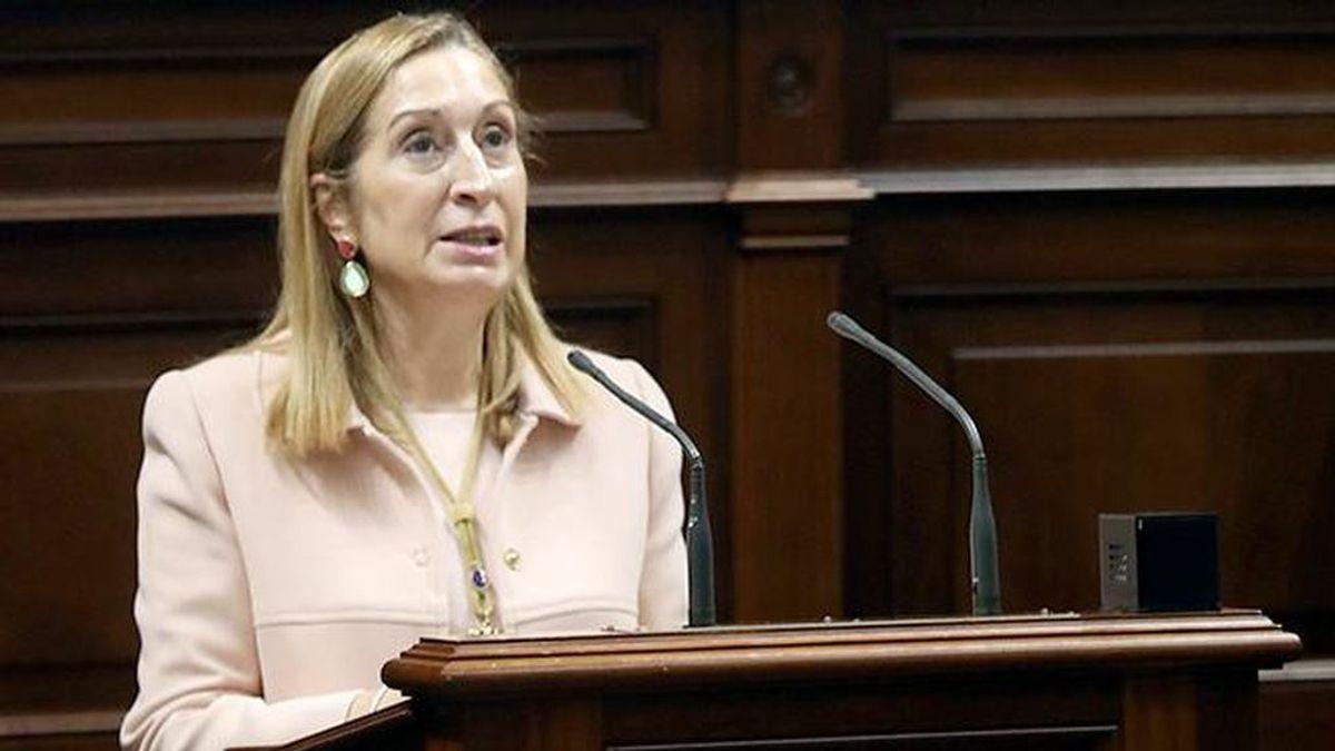 Ana Pastor confirma que ha dado positivo en coronavirus
