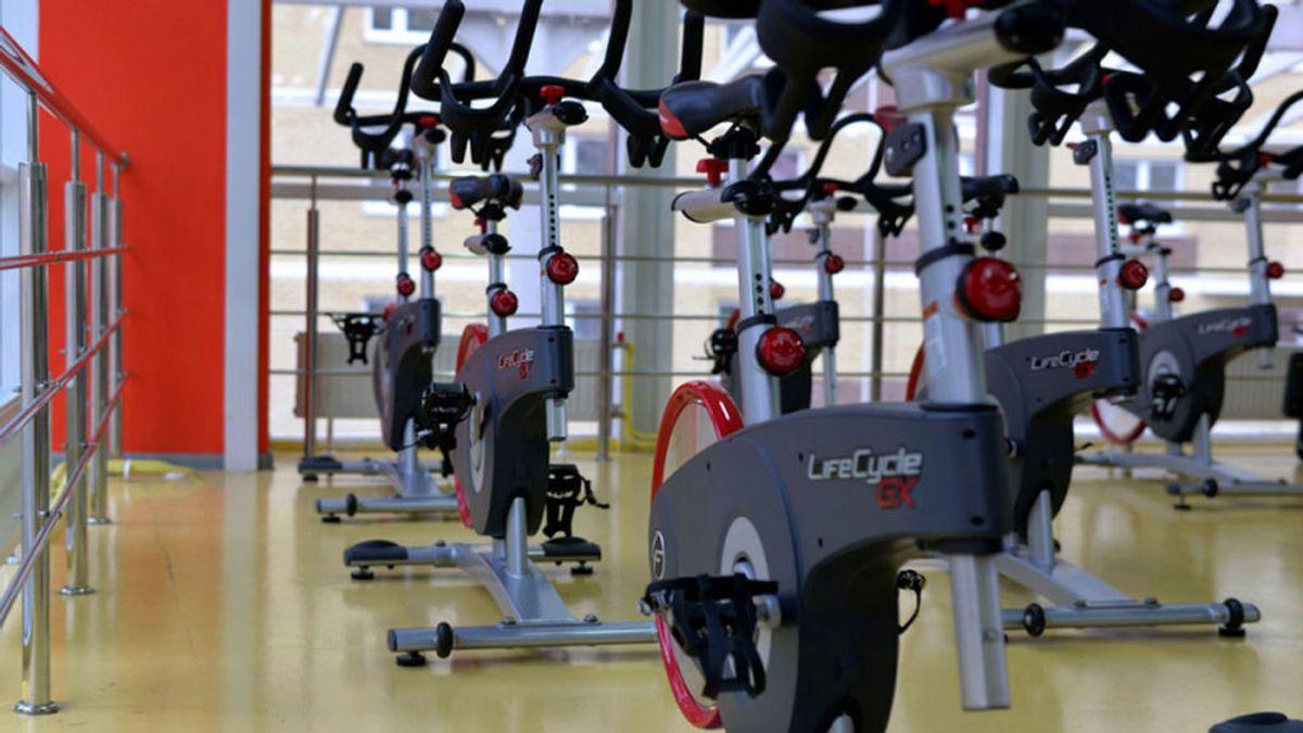 Los gimnasios, lugar de alto riesgo por el coronavirus
